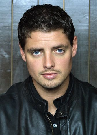 Keith Duffy, be still my heart.