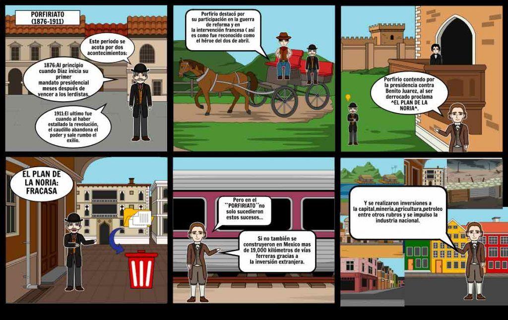 11 Historietas Del Porfiriato En Mexico Culturales En 2020