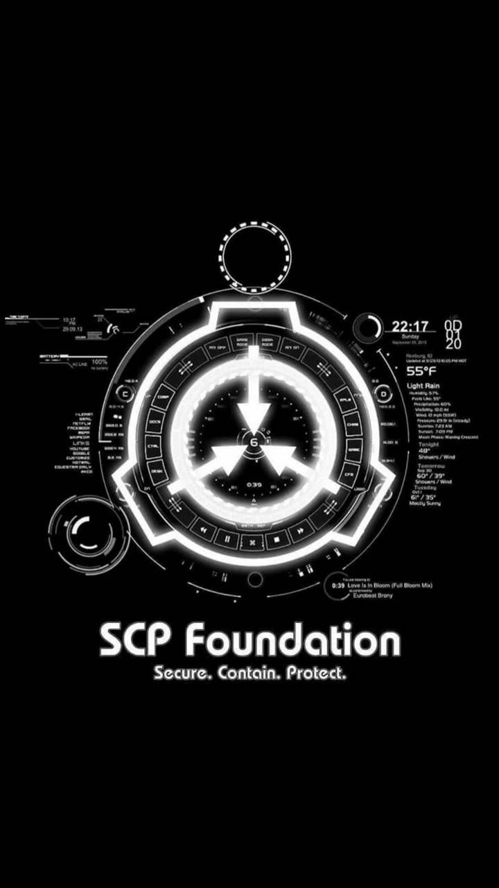 SCP wallpaper by PlagueDoc02 - 0255 - Free on ZEDGE™