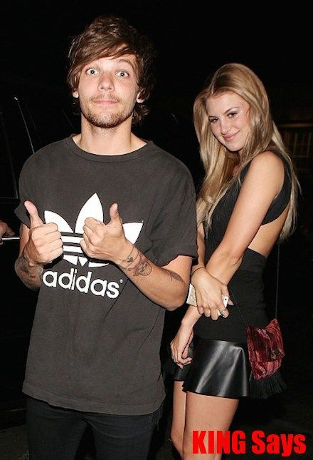 Whos dating who louis tomlinson