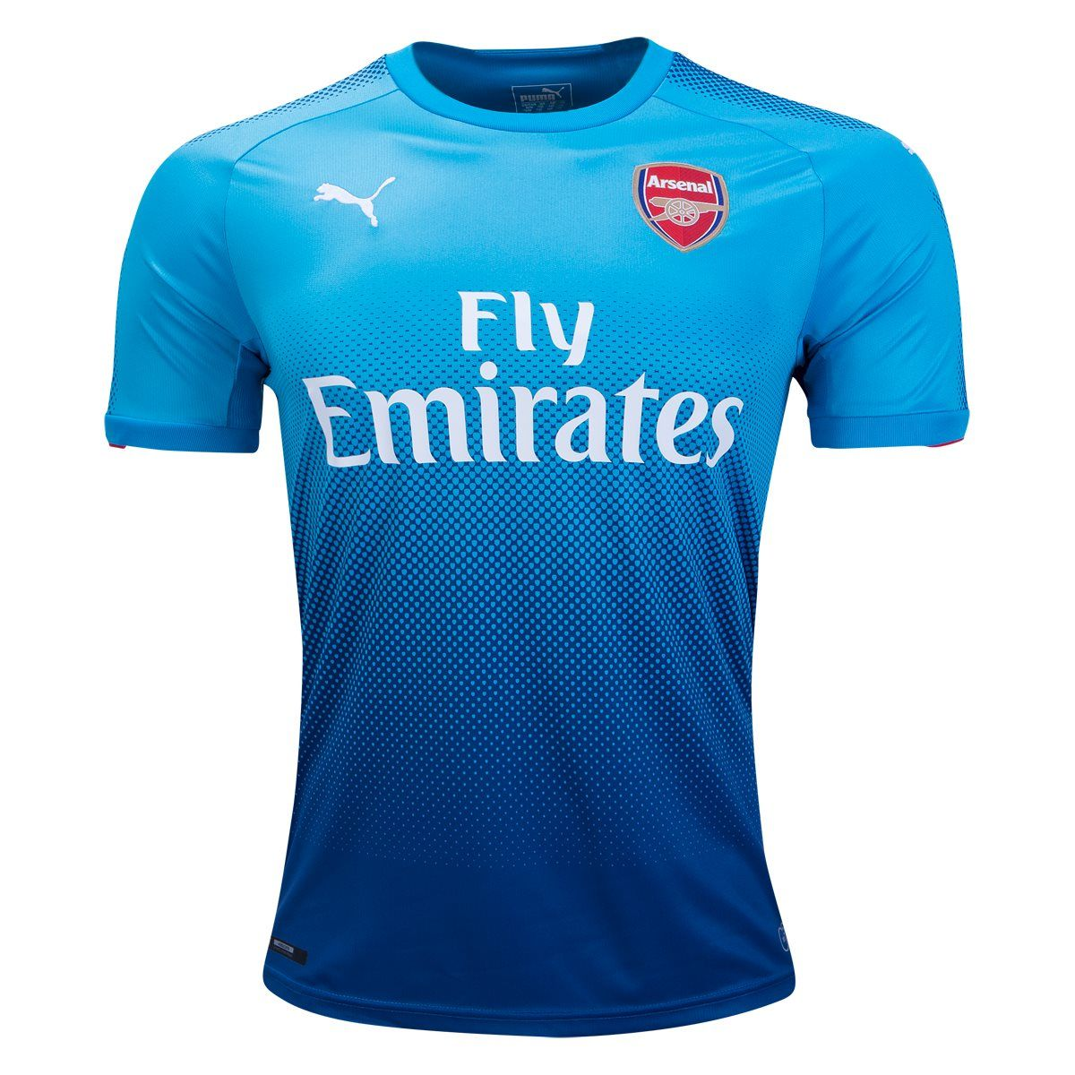 PUMA Arsenal Away Jersey 17 18  477115b540e69