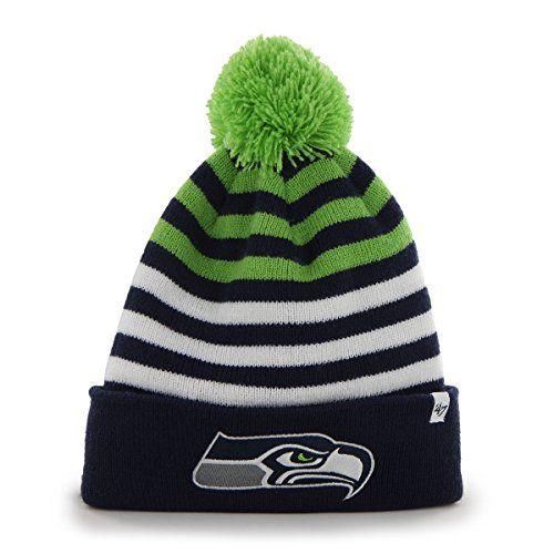 Seattle Seahawks Baby Beanie  6687c0f1982