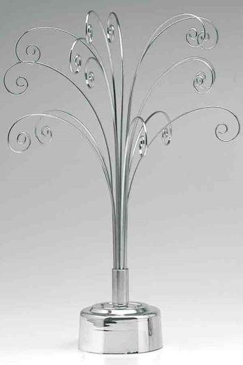 Rotating Fountain Tree Display Stand ~ Jewellery ~ Hanging Crystal Suncatchers