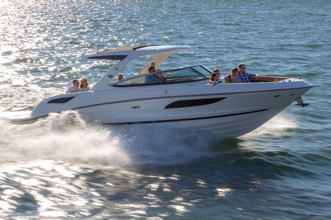 2015 Sea Ray 350 SLX Annapolis Area - Shady Side Yacht ...