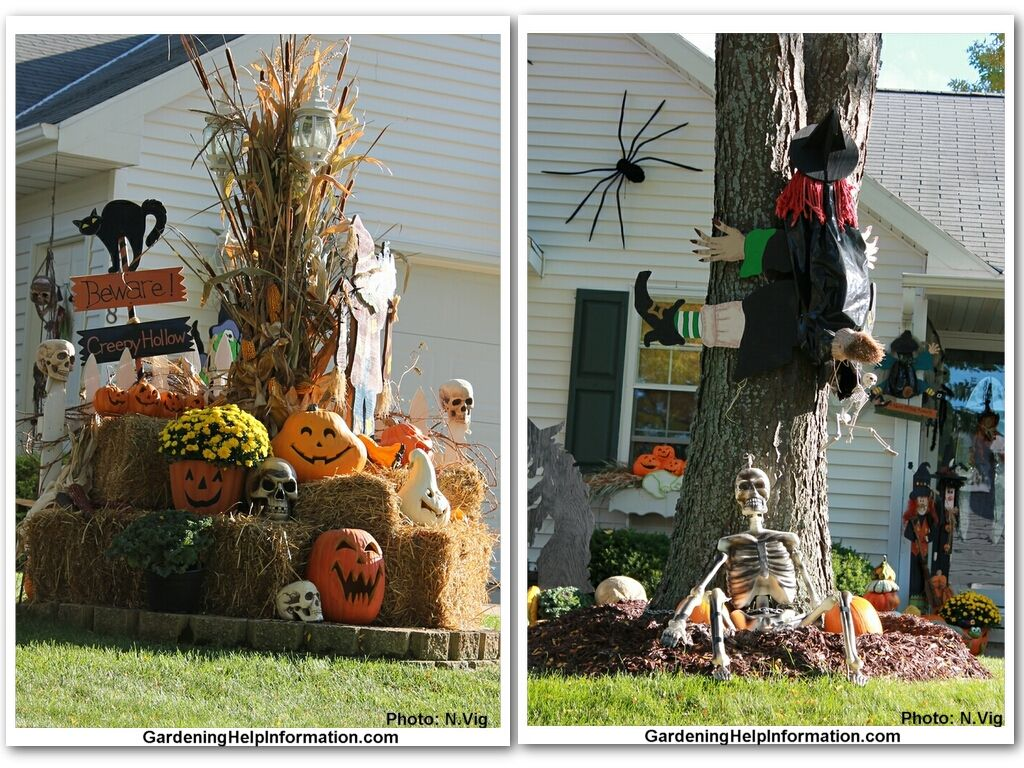cute halloween decorations Looking for some cute ideas to decorate - Homemade Halloween Decorations