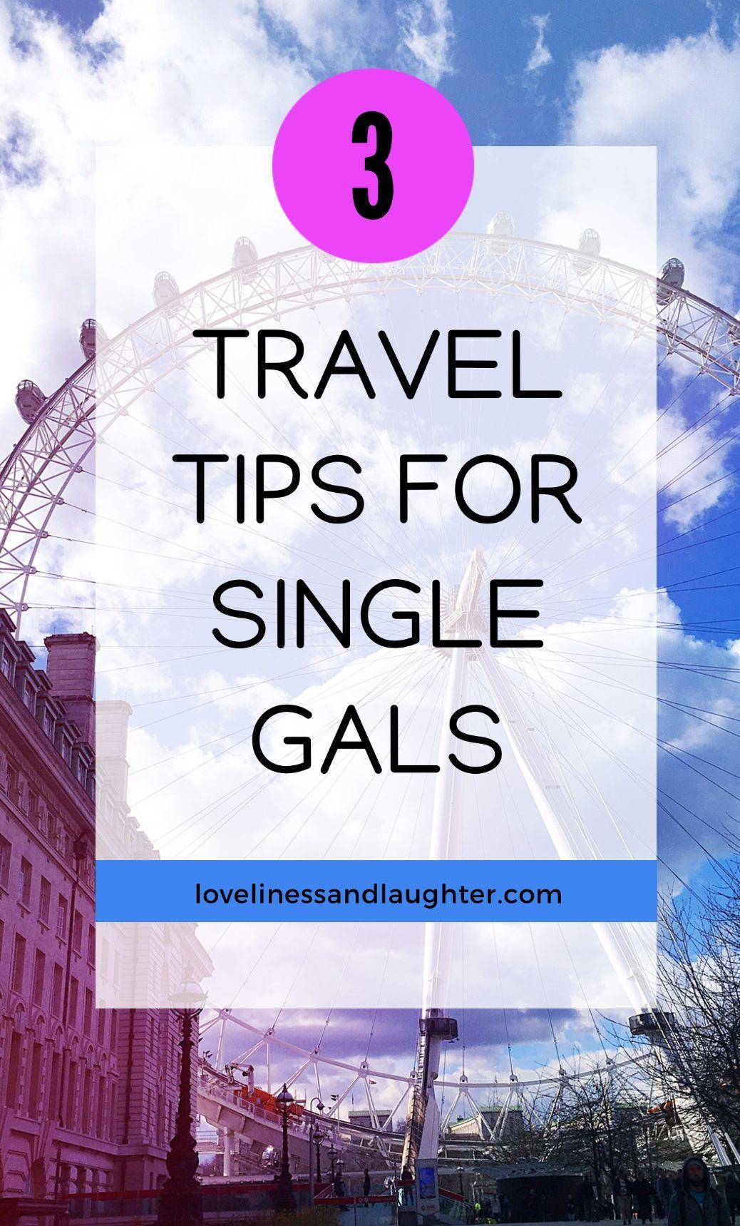 Christian singles travel