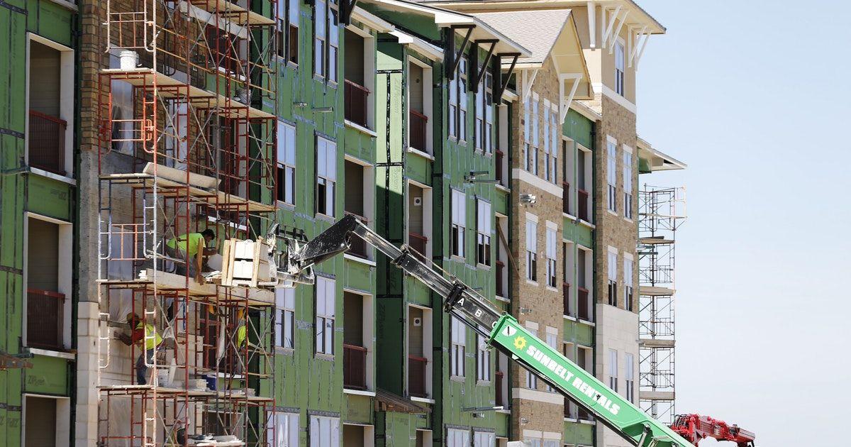Dallasarea apartment rent gains slowed in october