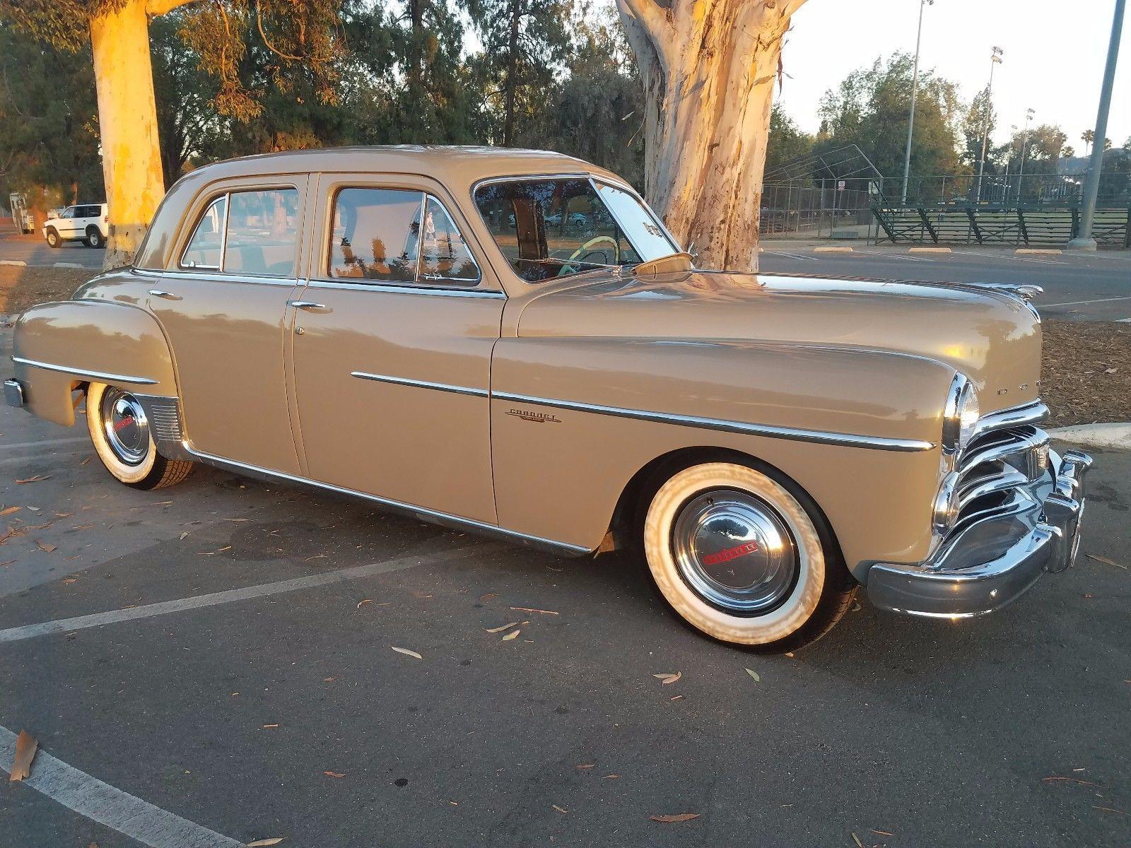 1950 Dodge Coronet   Dodge coronet, Dodge and eBay