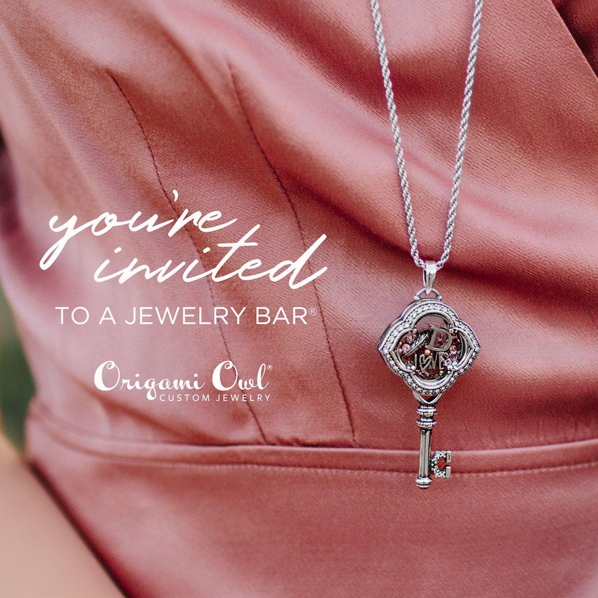 You Re Invited In 2020 Origami Owl Origami Owl Jewelry Origami Owl Custom Jewelry