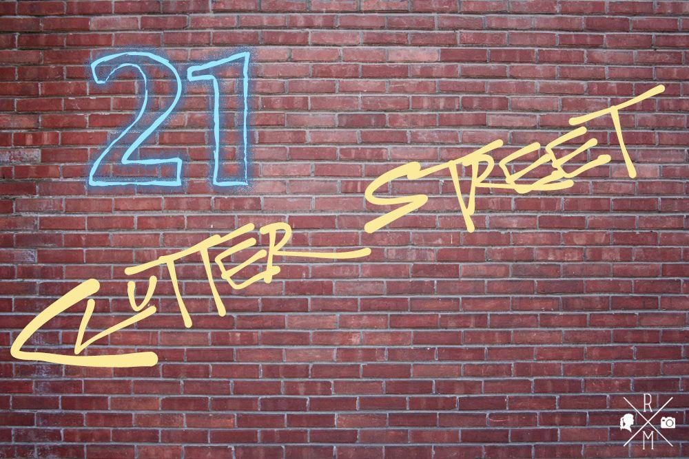 aufr umen leicht gemacht 21 clutter street ordnung schaffen und geschafft. Black Bedroom Furniture Sets. Home Design Ideas
