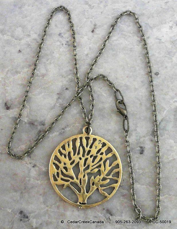 Tree of Life Pendant                                   CC-50019