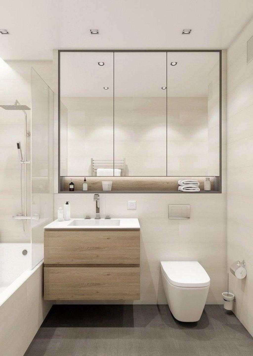 33 Nice Bathroom Cabinets Ideas Modern Bathroom Mirrors Modern Bathroom Bathroom Interior
