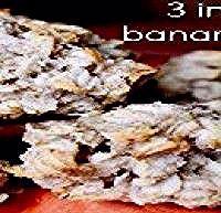 3 Ingredient Banana Bread Cookies | Jenz Next Level Fitness.  Quick, easy and he...,  #Banana #banan...