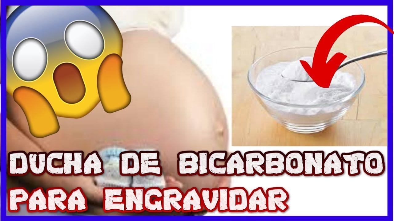 Bicarbonato Para Engravidar Como Fazer A Ducha De Bicarbonato