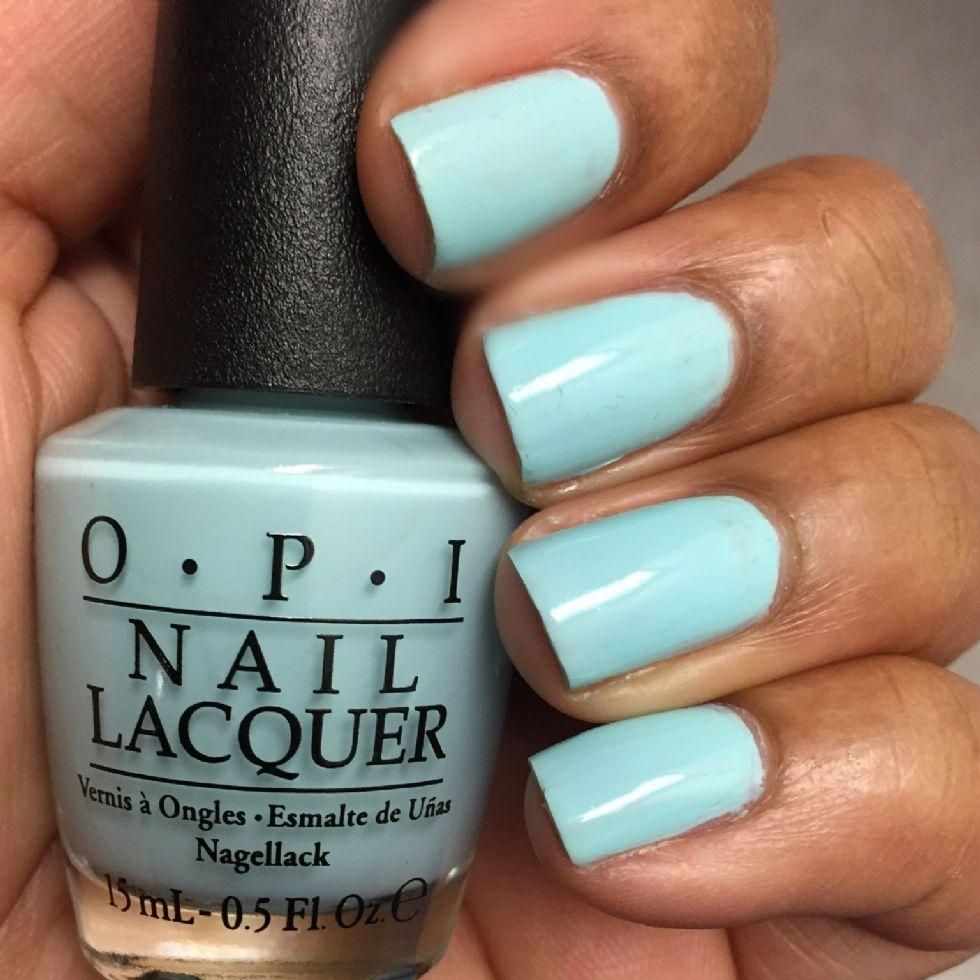 gelato on my mind opi - Google Search | Pretty Nail Polish Colors ...