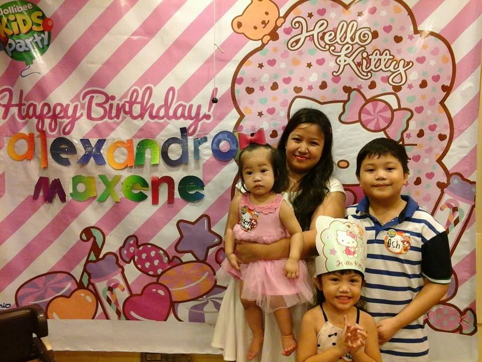 Jollibee kids party hello kitty theme love pinterest jollibee kids party hello kitty theme stopboris Choice Image