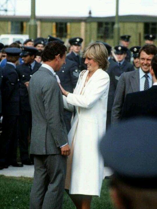 Princess Diana & Prince Charles still on their honeymoon
