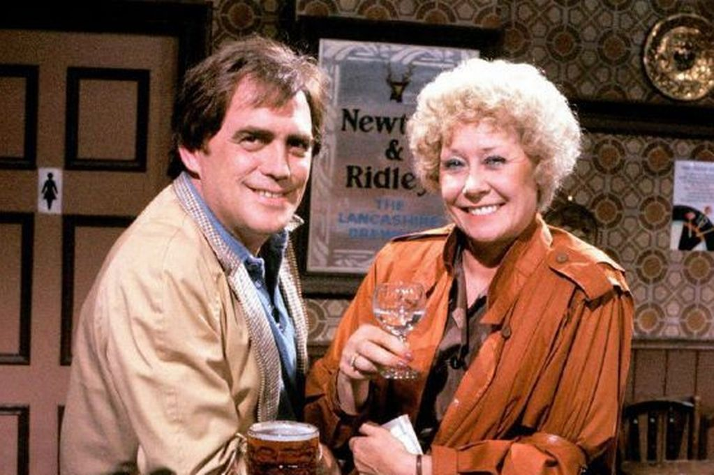 Image result for jack and vera coronation street