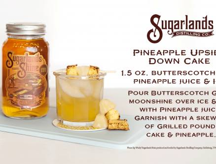 Moonshine Recipes Sugarlands Distilling Company Erscotch Gold Brings Out Tastes Of Brown Sugar