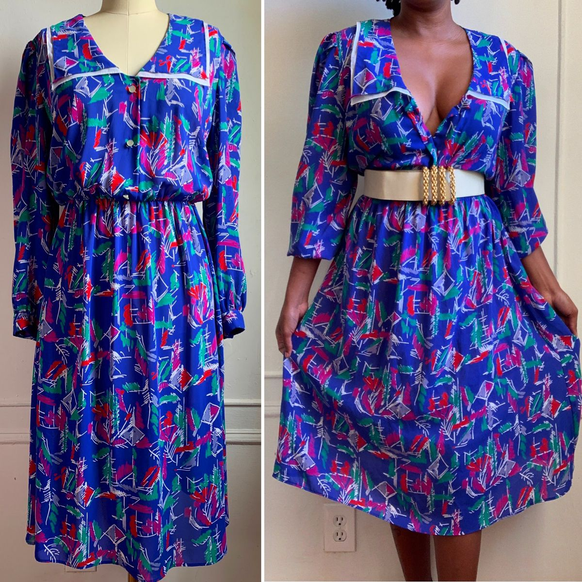 #vintagestyle #vintageclothes #thriftedfashion #thrifted #dress