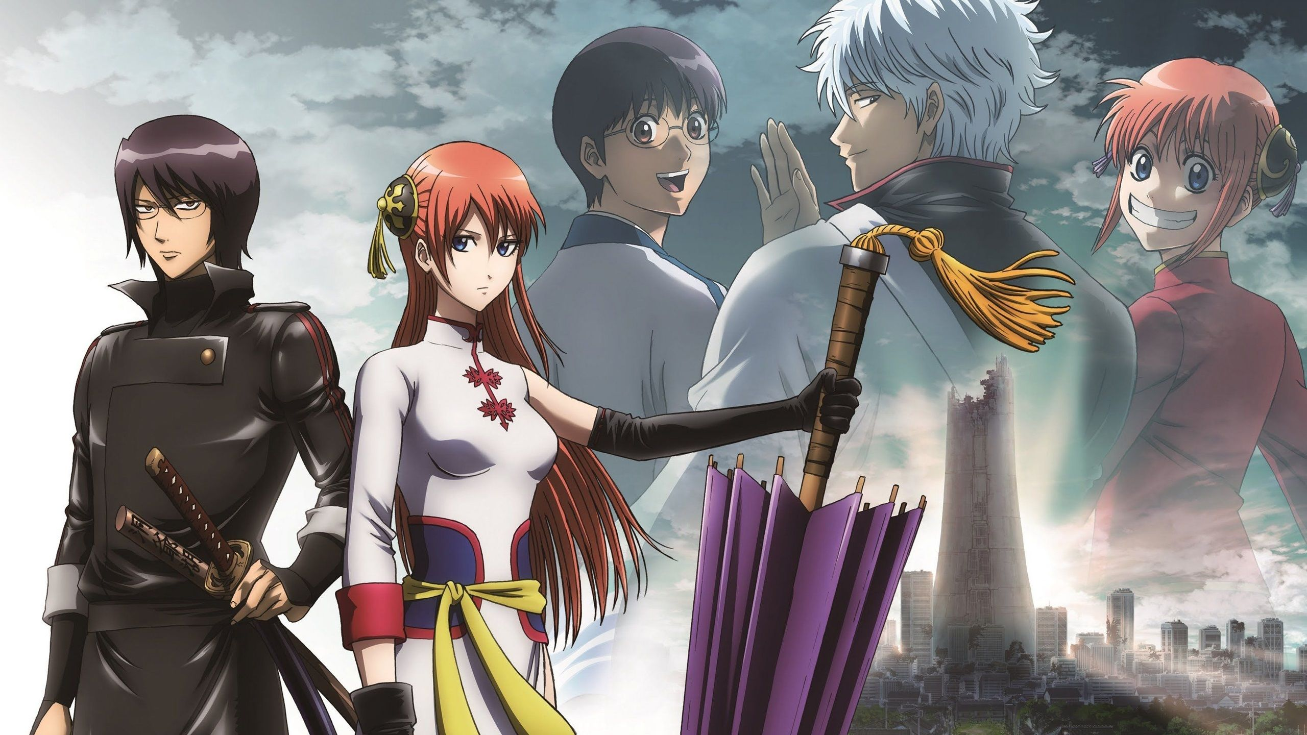 Image result for gintama wallpaper キャラクターデザイン, アニメ, Pc 壁紙