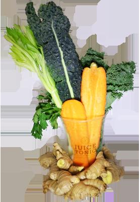 Juice Tonic Organic Juicery