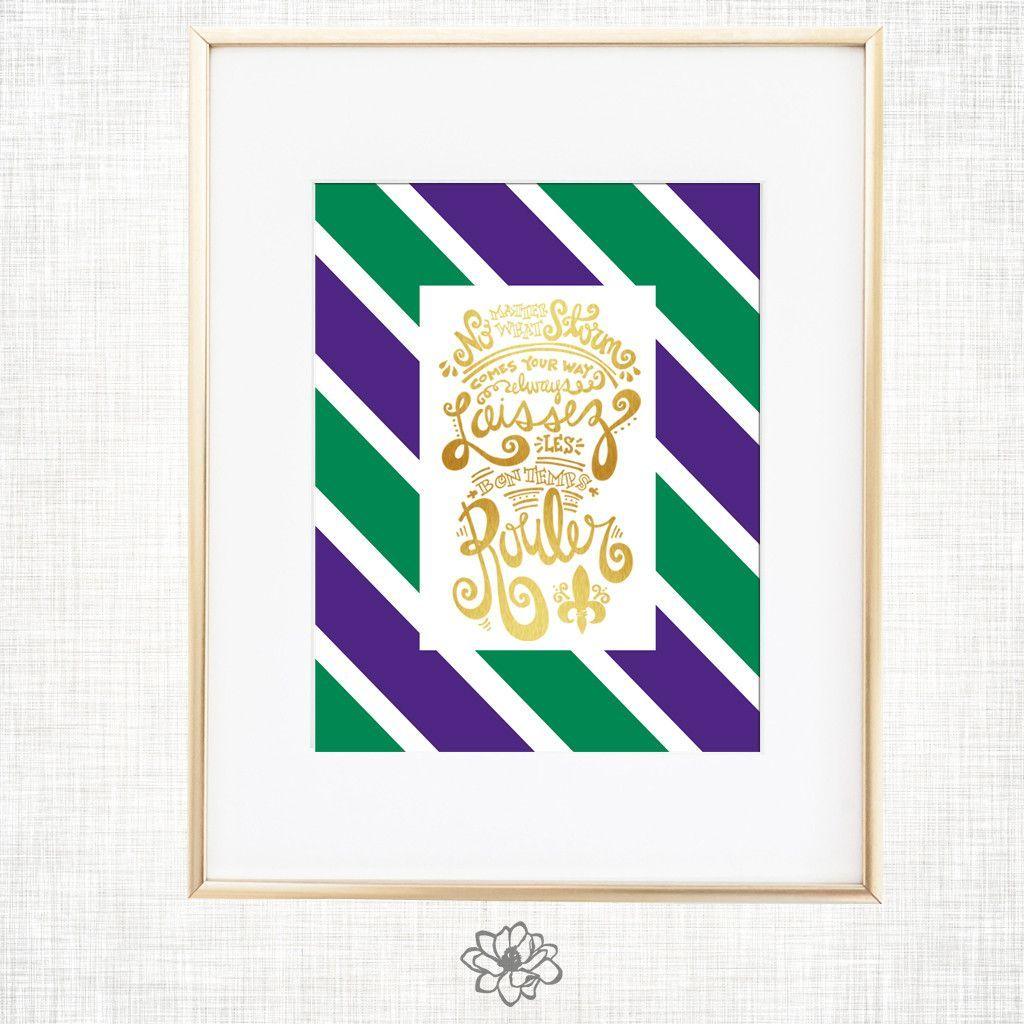 Rouler Stripe Print - Magnolia Creative Co.