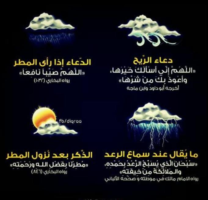دعاء عند نزول المطر I Love You Pictures Cool Words Islamic Pictures