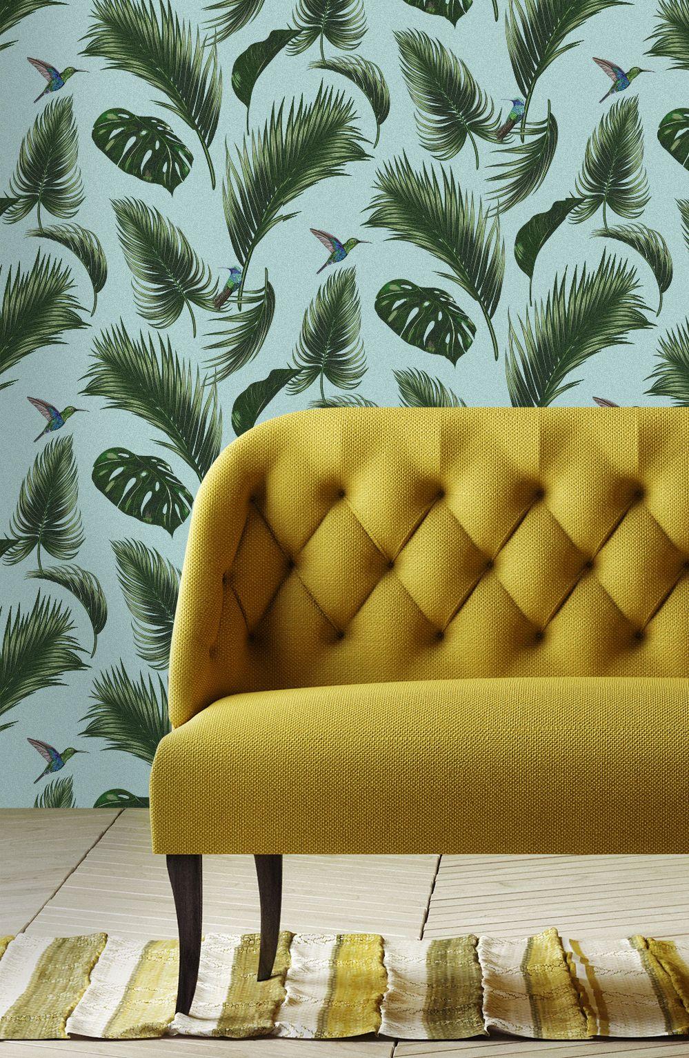 papermint le papier peint qui assume sa diff rence. Black Bedroom Furniture Sets. Home Design Ideas