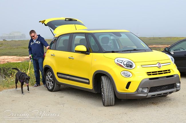 2014 Fiat 500L Review - Family 4-door hatchback #Cars #Carshopping