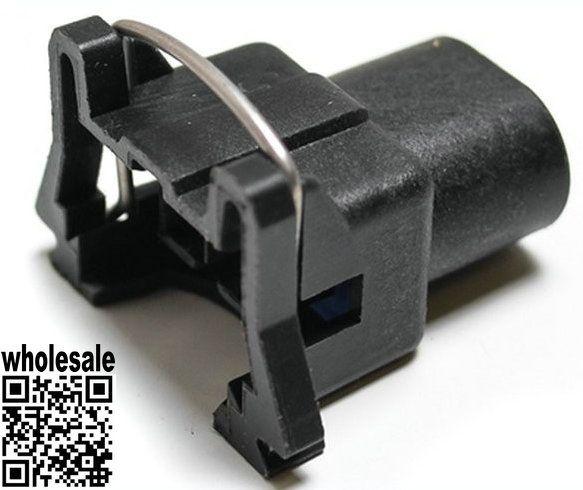 EV1 OBD1 fuel Injector 2P Connector Plug fit TPI LT1 LS1 LS6