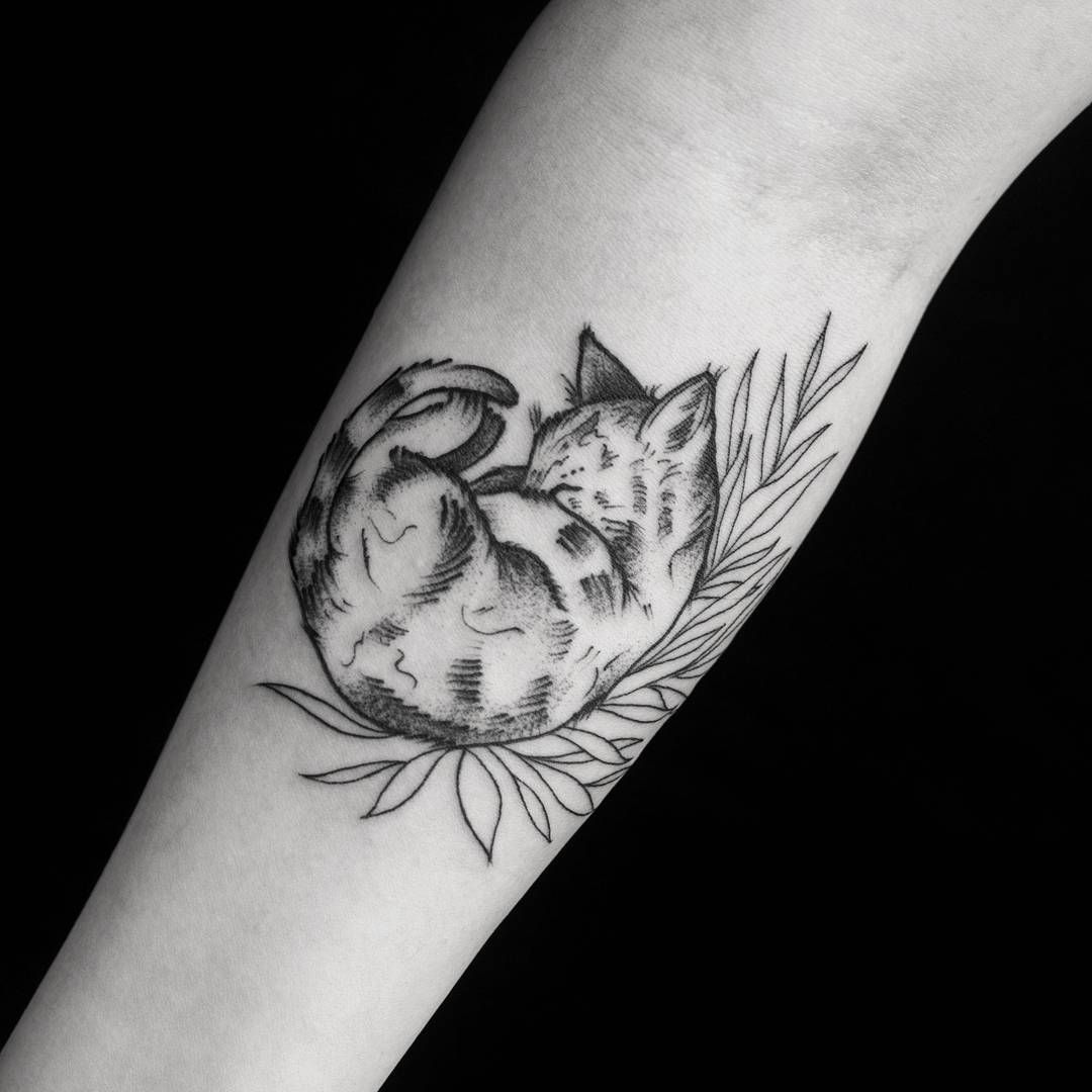 Cat Tattoos Meaning