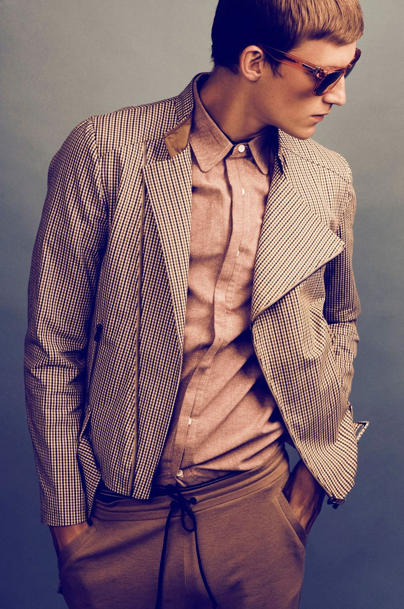 Charlie Westerberg by Colin Angus for Fashionisto Exclusive