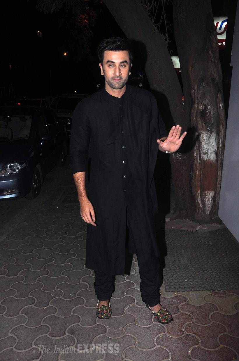 Deepika Padukone, Ranbir Kapoor's Diwali party with Imtiaz ...