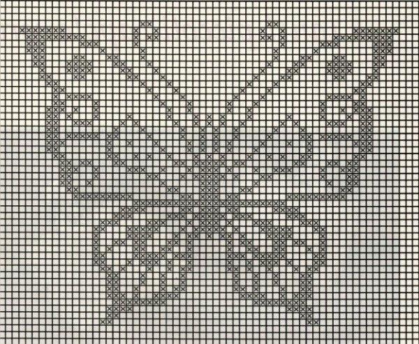 Patrones de ganchillo para imprimir, mariposa | Mariposas de crochet ...