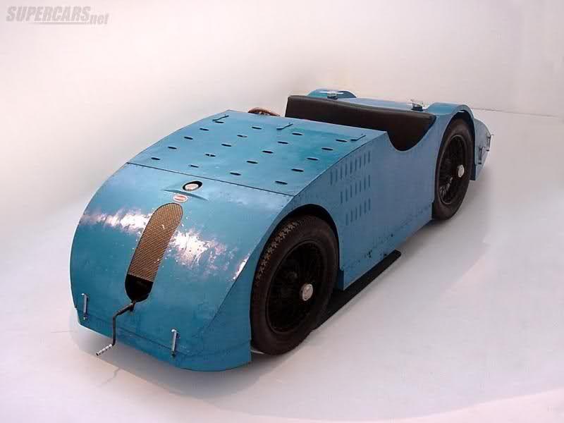 VWVortex.com - Vintage Bugatti pics