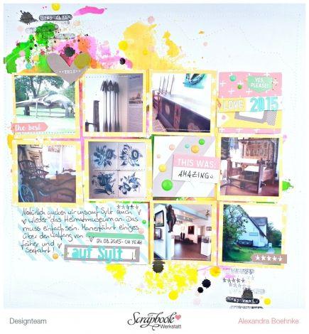 auf Sylt :: Elle's Studio