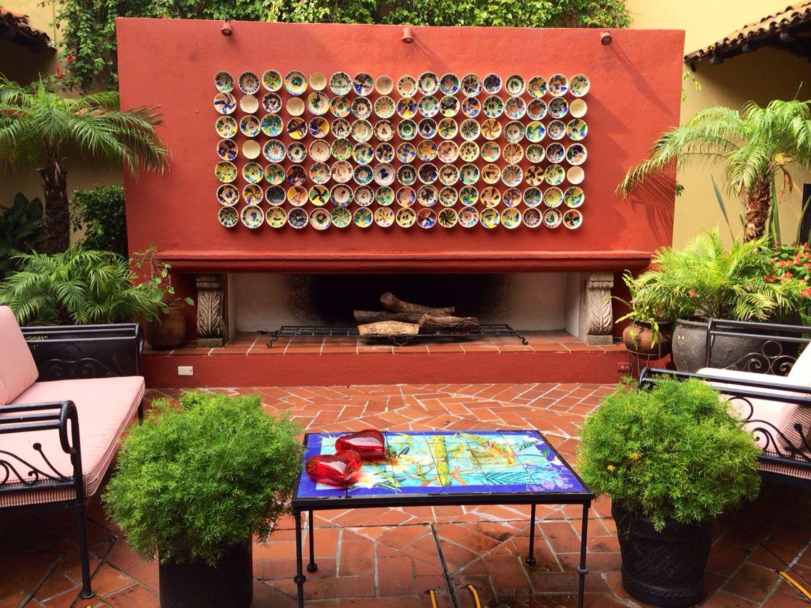 San Miguel de Allende méxico. Hacienda ell santuario