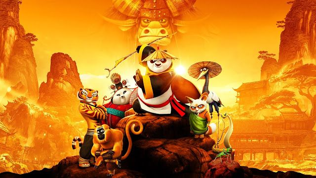 Tales From The Q Took Me Long Enough Kung Fu Panda 3 Kung Fu Panda 3 Panda Wallpapers Kung Fu Panda