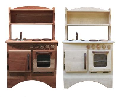 A Simple Hearth, Non Toxic Childu0027s Wooden Play Kitchen By Camden Rose:  Palumba