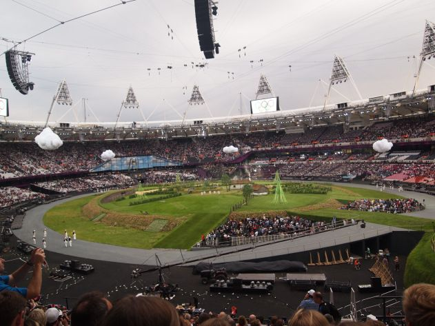 Remembering the London Olympic Opening Ceremony  With the Rio Olympics only a few weeks away, I thought I would reflect back on one of the favourite sporting memories of my life. http://www.thesouthafrican.com/remembering-the-london-olympic-opening-ceremony/
