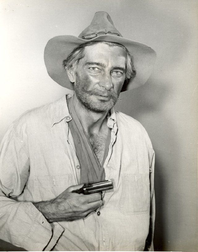 "Royal Dano as Frank Blandon in ""The Sheridan Story"" - Episode 16, Season 1 of The Rifleman (1958)"