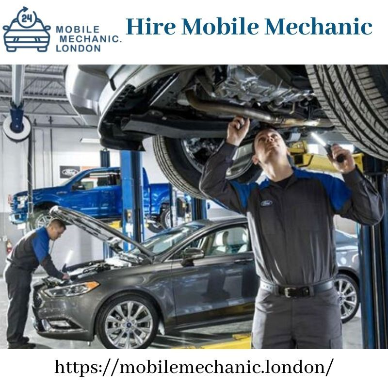 Find a mobile mechanic near you in London at Mobile