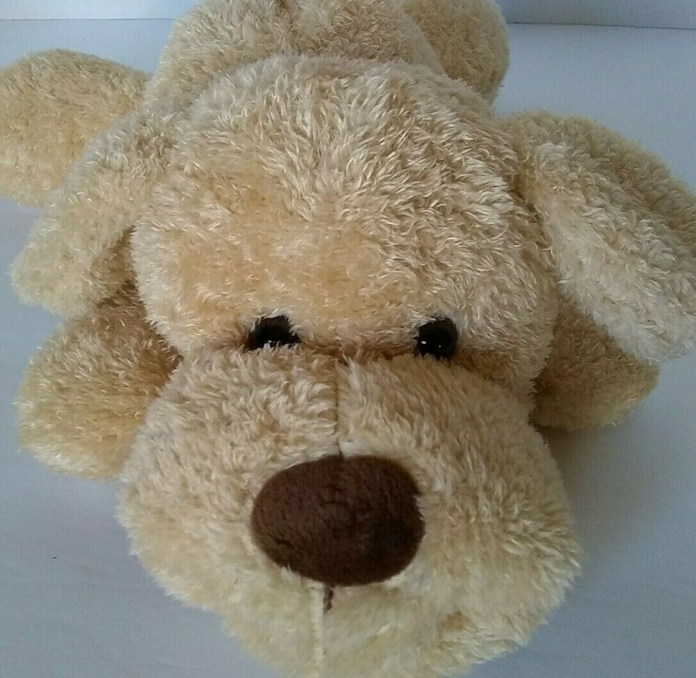 Walmart Spark Puppy Dog Plush Golden Retriever Yellow Lab