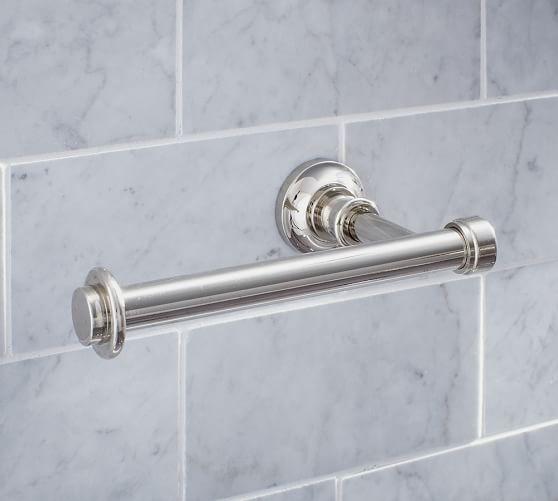 All Bathrooms Hayden Paper Holder | Pottery Barn