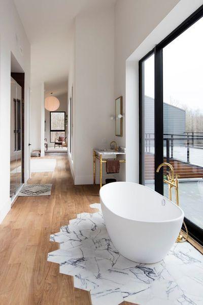 10 sols de salles de bains au top Archi /intérieur Pinterest
