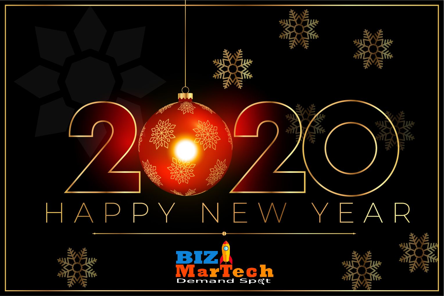 May the New Year bring to you warmth of love, and a light