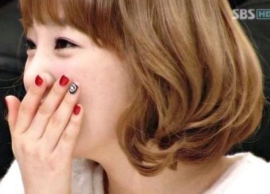 Korean nail design – Celebrity nail design: Korean Nail Design Hipsterwall  ~ hipsterwall.com - Korean Nail Design – Celebrity Nail Design: Korean Nail Design