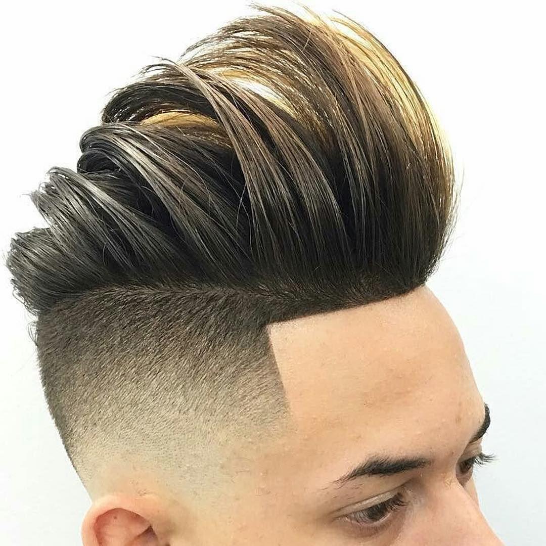 Fade haircut men haircut by dopebarbers iftdyad menshair