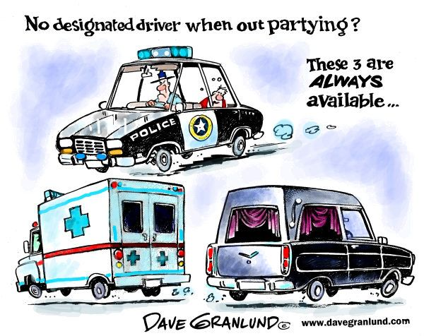 Distracted Driving Comic Dont Drink And Drive Driving Quotes Cops Humor